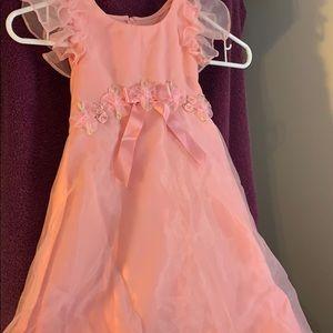 Bonnie Jean Little Girls Dress Size 5